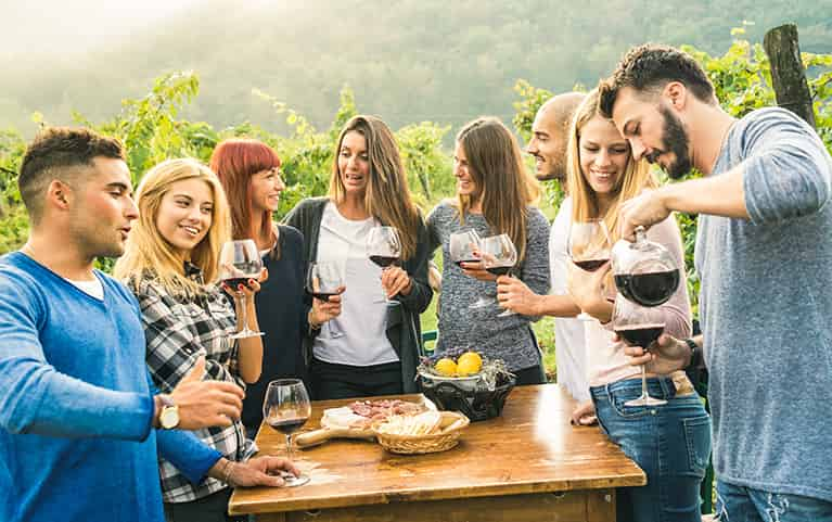 Camping Aude - Rencontre gastronomique et oenotouristique